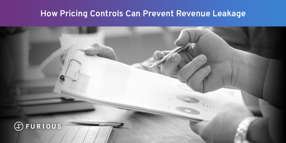 How Pricing Controls Can Prevent Revenue Leakage