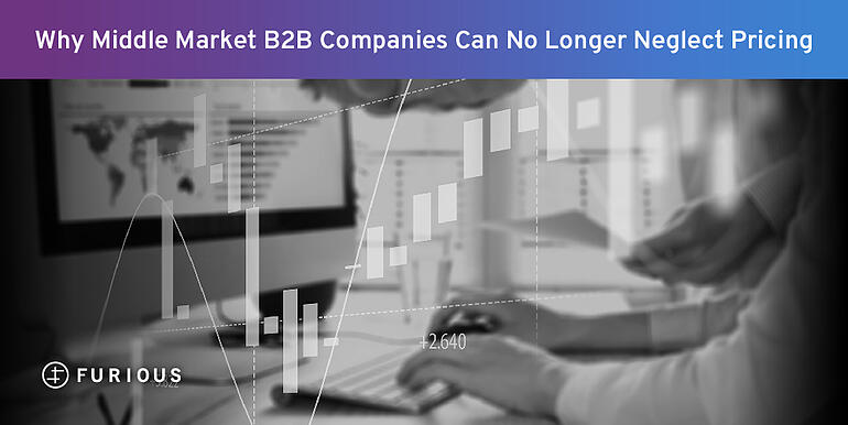 Why Middle Market B2B Companies Can No Longer Neglect Pricing