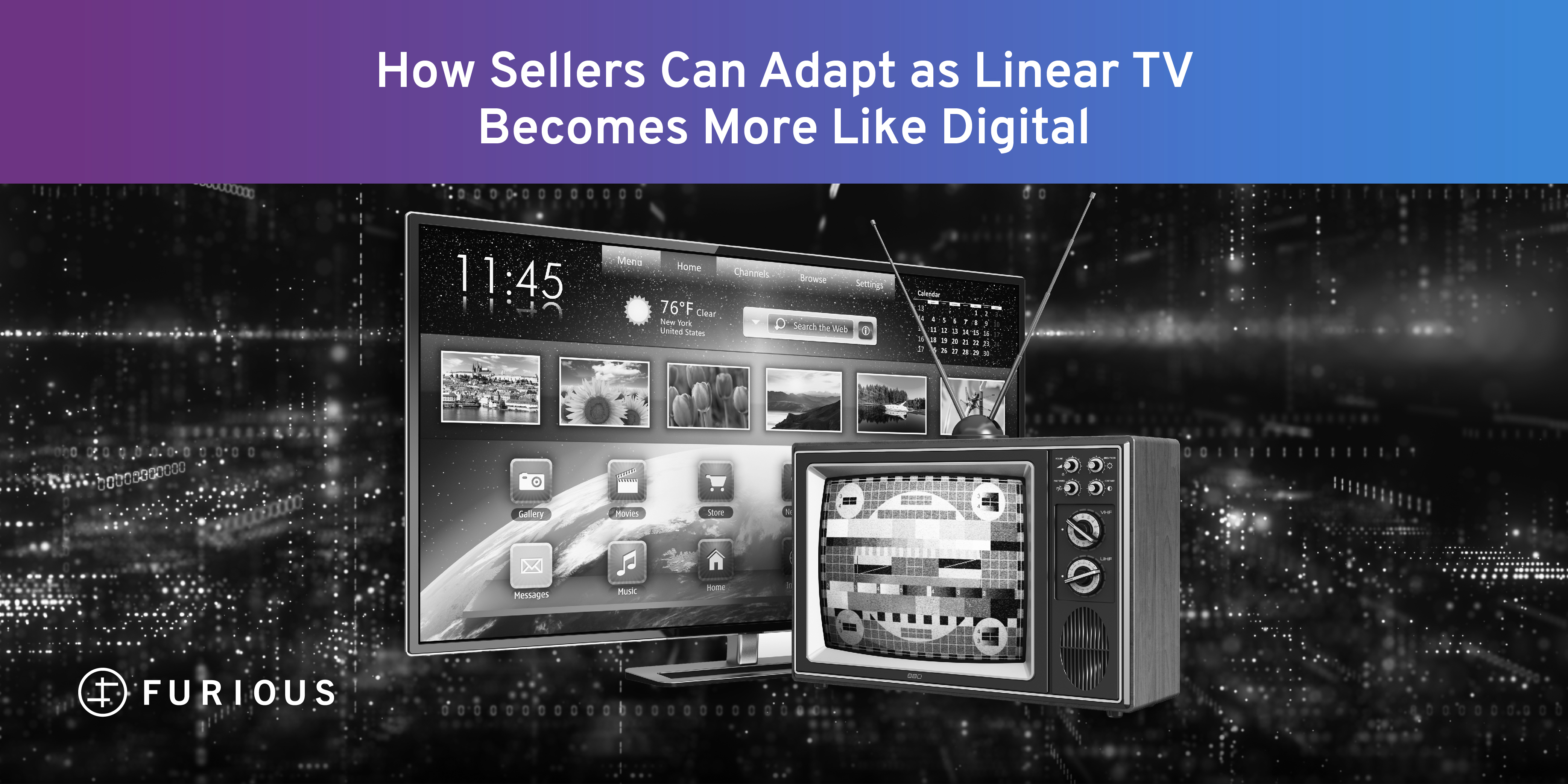 How Sellers Can Adapt as Linear TV Becomes More Like Digital