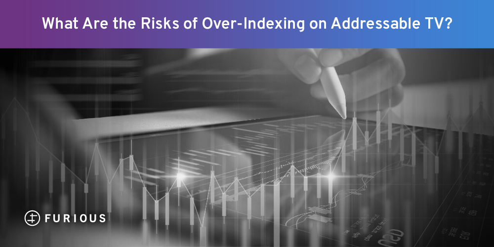 What Are the Risks of Over-Indexing on Addressable TV?